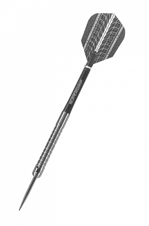 Harrows Supergrip Steel Tips Darts 24gR