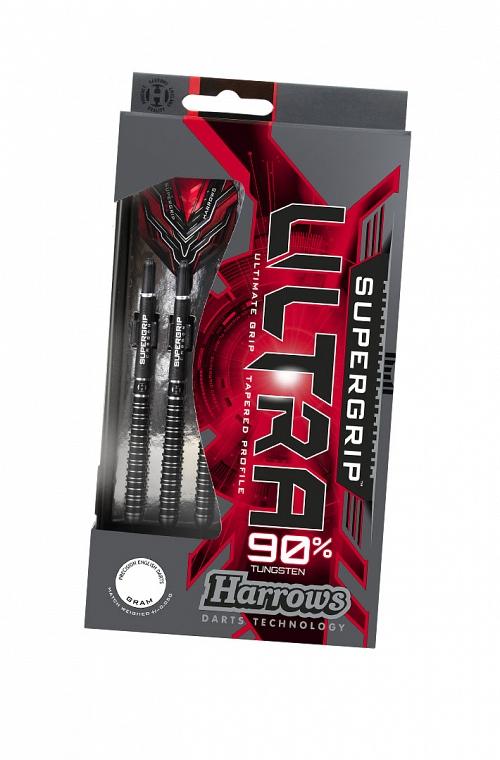 Harrows Supergrip Ultra Darts 22g