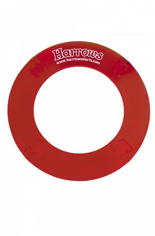 Harrows Surround de 4 peças Vermelho