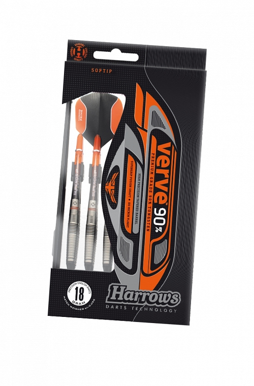 Harrows Verve Darts 18gR