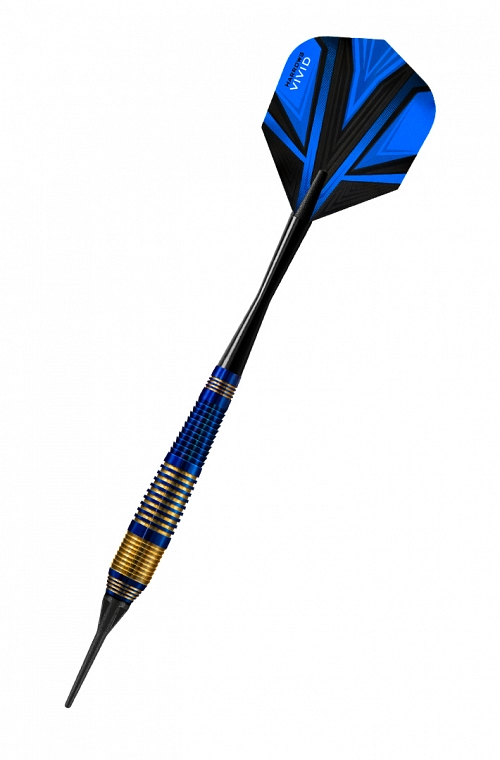 Harrows Vivid Blue Darts 18gR