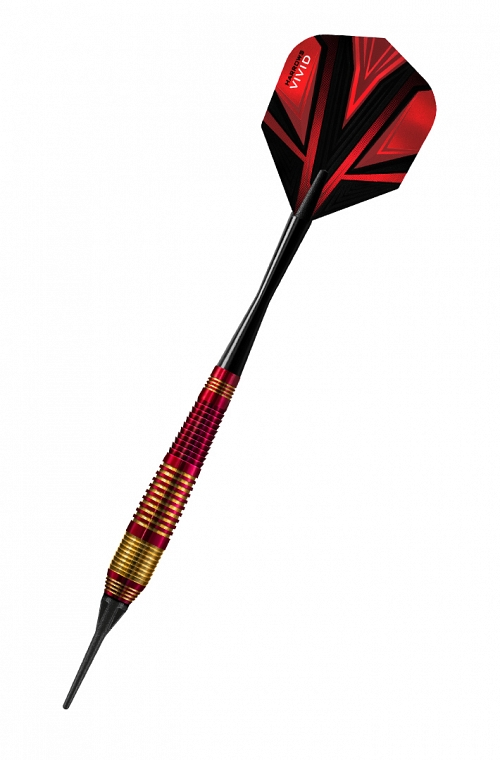 Harrows Vivid Red Darts 18gR