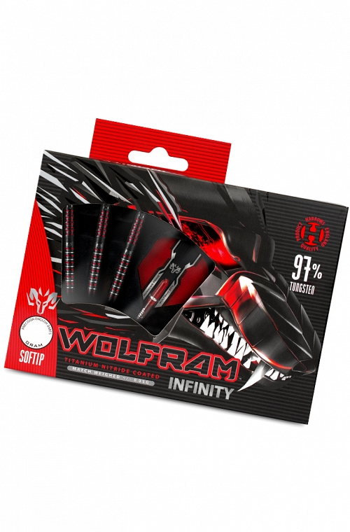 Harrows Wolfram Infinity Darts 18gR