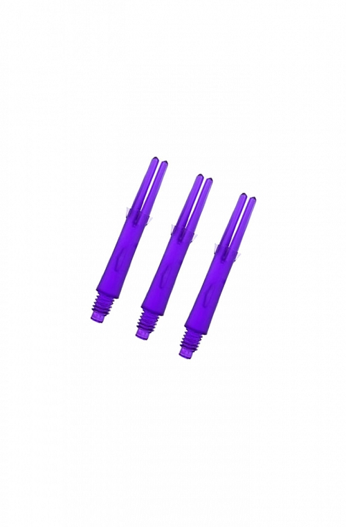 Hastes L-Shaft Locked Straight 190 Roxo