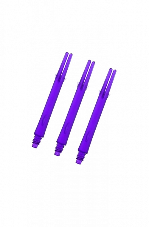 Hastes L-Shafts Locked Straight 330 Roxo