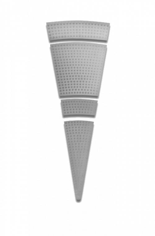 Kit 4 Segmentos VDarts H2L