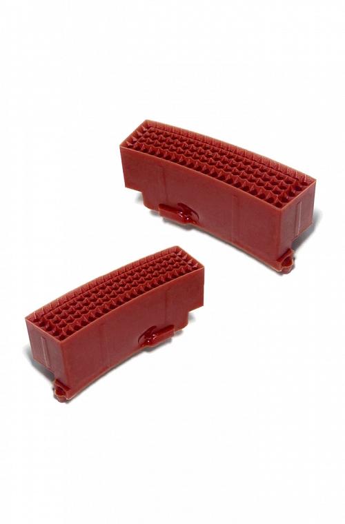Kit Granboard Segmentos Doble Rojo