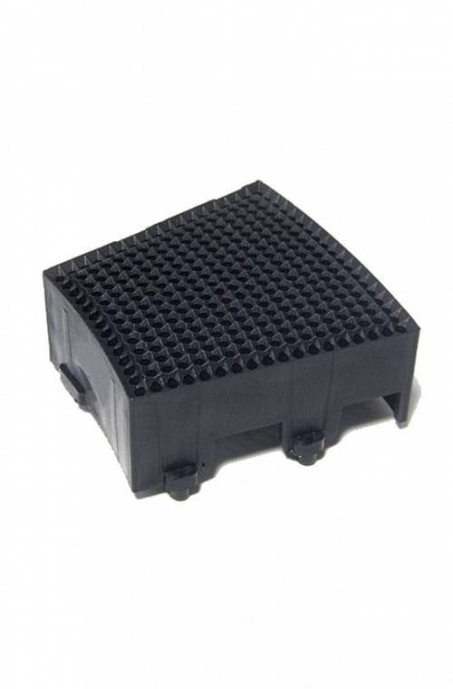 Kit Granboard Segmentos Simple Quadrado Preto