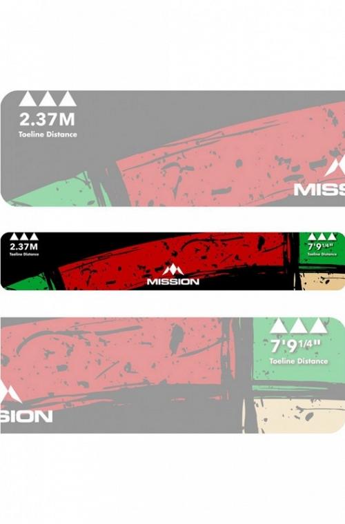 Linha de Tiro Mission Double Top