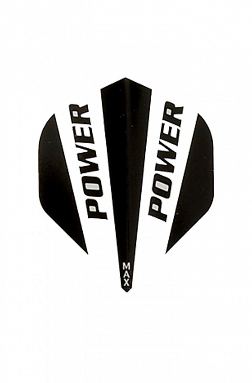 McCoy Power Max Standard Black Flights