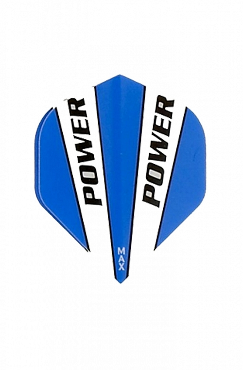 McCoy Power Max Standard Blue Flights