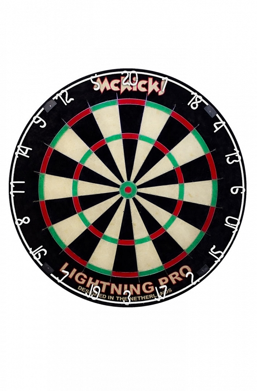 McKicks Lightning Pro Dartboard