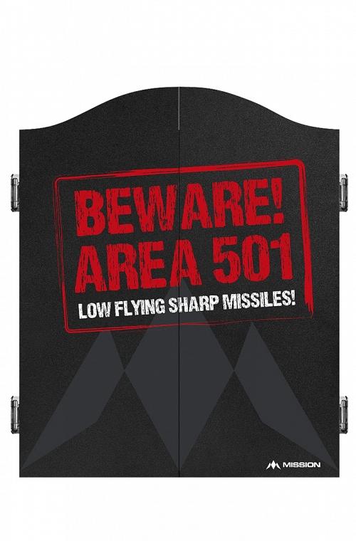Mission Cabinet Area 501 Beware