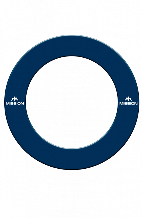 Mission Dartboard Surround Blue