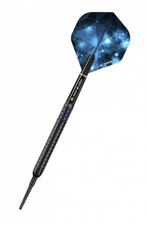 Mission Deep Impact M4 Blue Darts 19gr