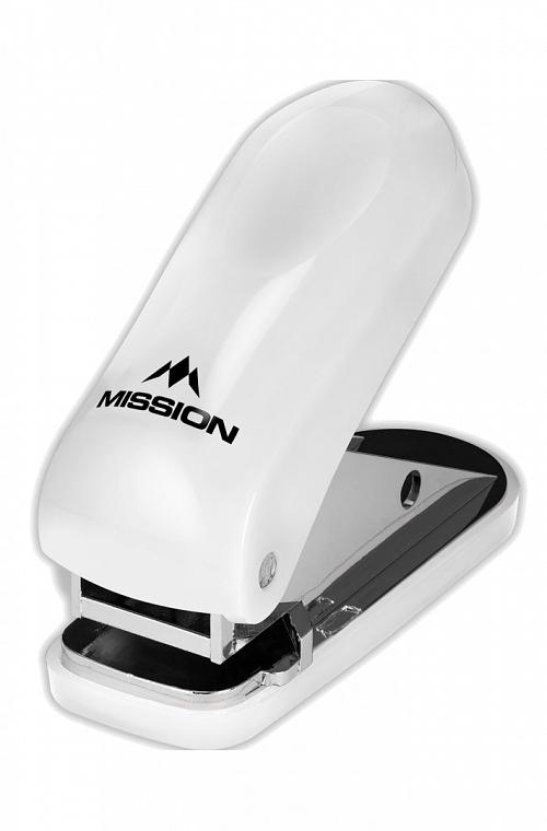 Mission Flight Punch White