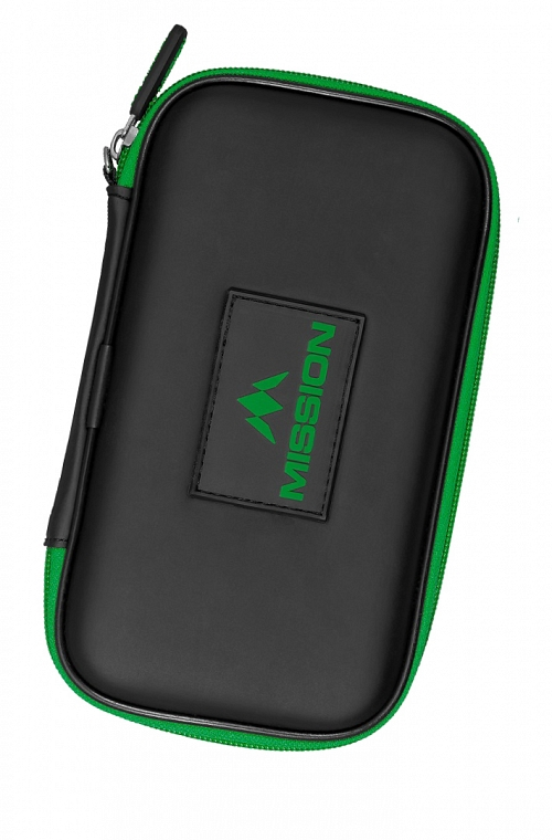 Mission Freedom XL Darts Case Green