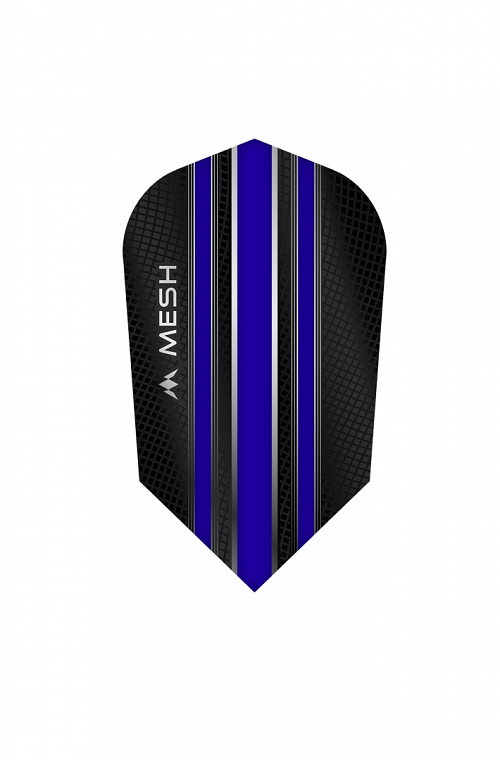 Mission Mesh Slim Blue Flights
