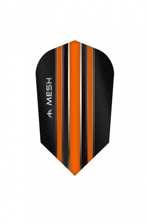 Mission Mesh Slim Orange Flights