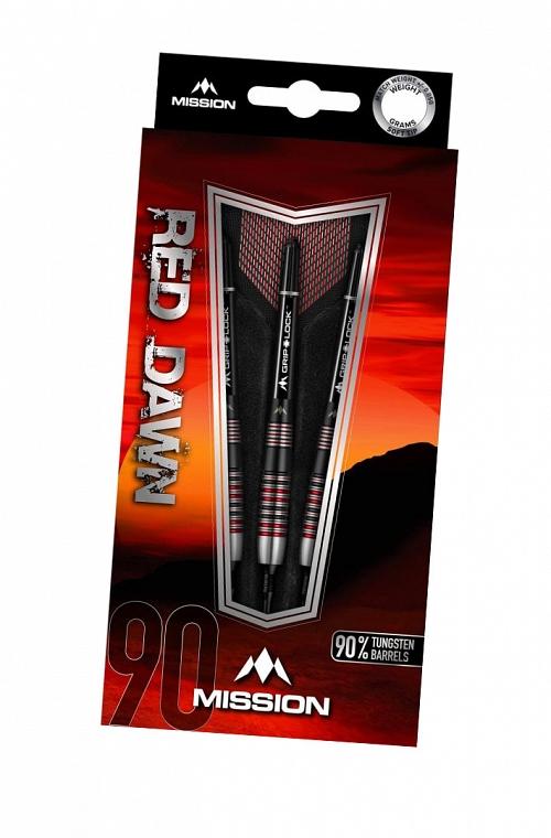 Mission Red Dawn M3 Darts 20gr