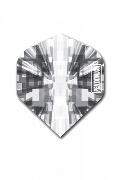 Pentathlon Vizion Star Burst Black Flights
