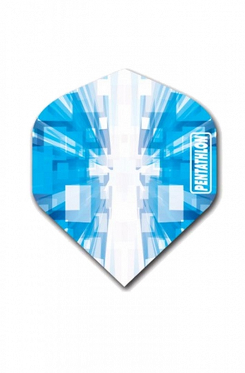 Pentathlon Vizion Star Burst Blue Flights