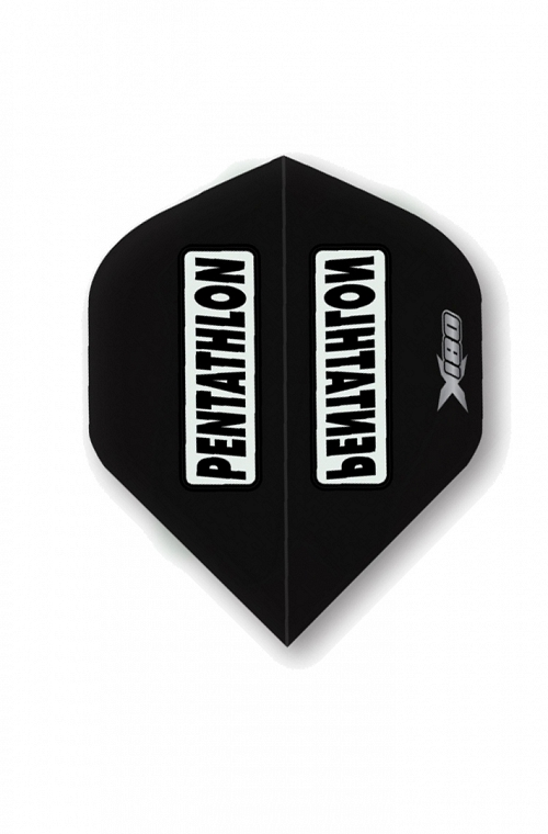 Pentathlon Xtream 180 Standard Black Flights