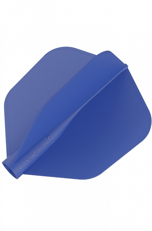 Plumas 8 Flight Shape Azul