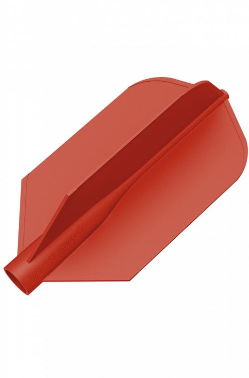 Plumas 8 Flight Slim Rojo