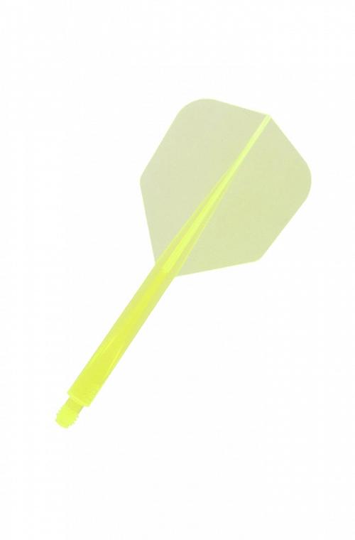 Plumas Condor AXE Neon Shape Amarillo S
