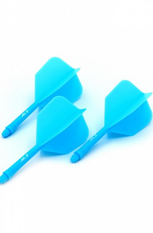 Plumas Cuesoul AK5 Shape Azul M