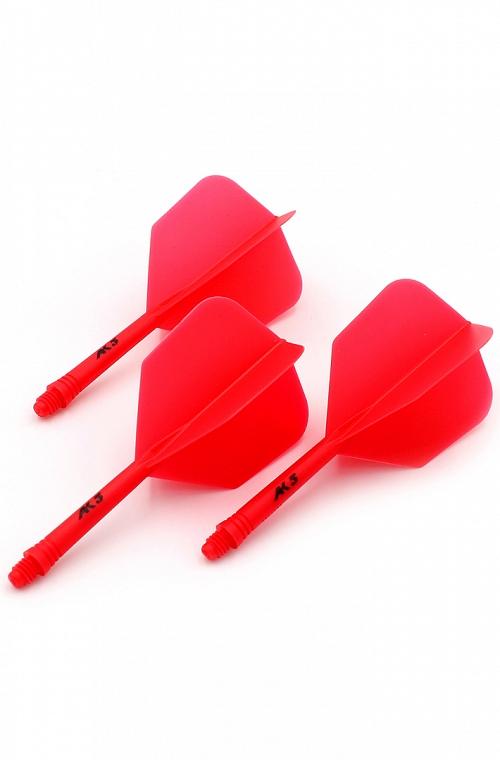 Plumas Cuesoul AK5 Shape Rojo S
