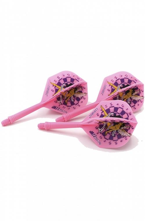 Plumas Cuesoul AK5 Standard Fairy Pink