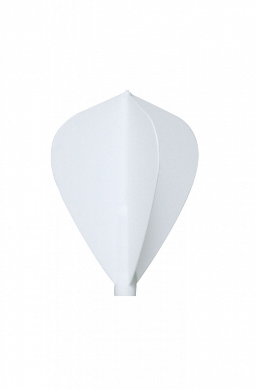 Plumas Fit Flight Kite Blanco 6 uds