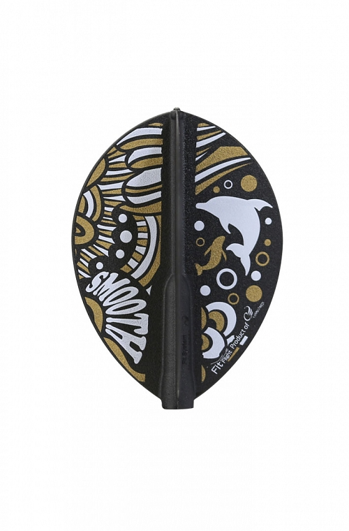 Plumas Fit Flight Oval Paula Murphy 2