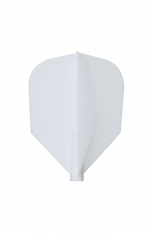 Plumas Fit Flight Shape Blanco 3 uds
