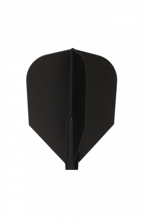 Plumas Fit Flight Shape D-Negro 3 uds