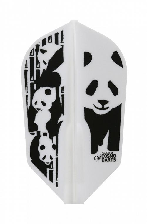 Plumas Fit Flight Slim Panda