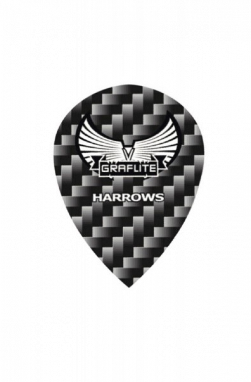 Plumas Harrows Graflite Oval