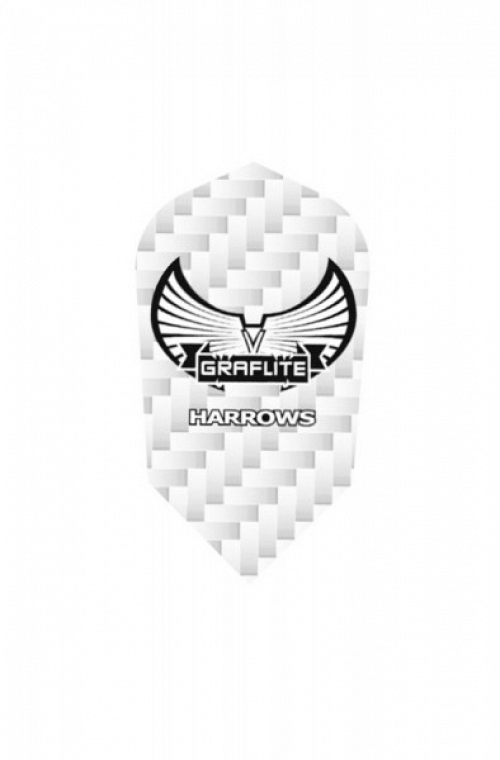 Plumas Harrows Graflite Slim Blanco