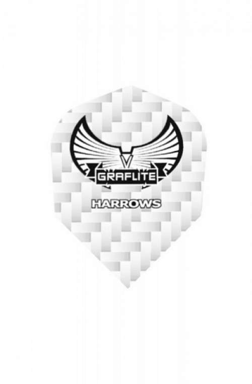 Plumas Harrows Graflite Standard Blanco