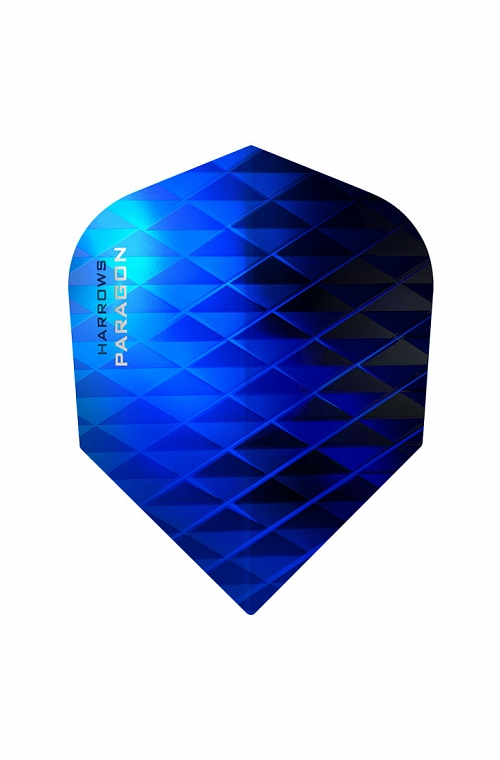 Plumas Harrows Paragon Azul