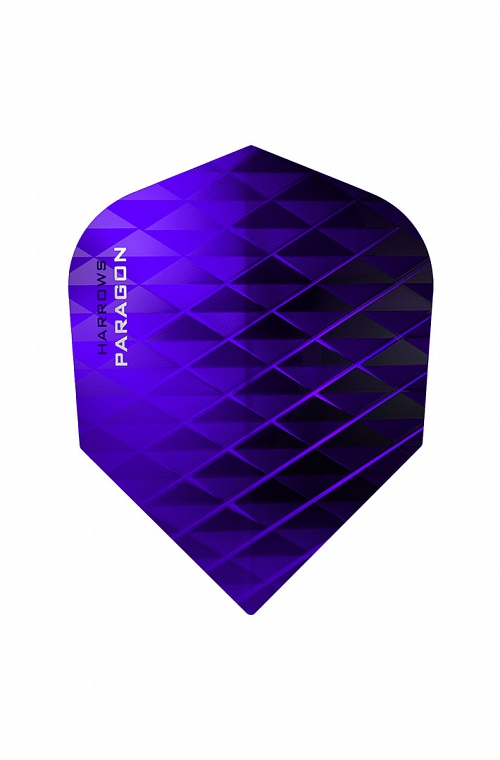 Plumas Harrows Paragon Morado