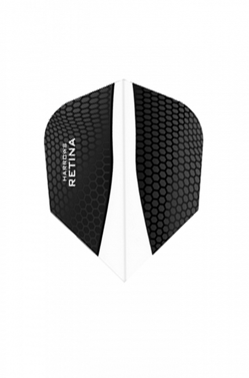 Plumas Harrows Retina Blanco