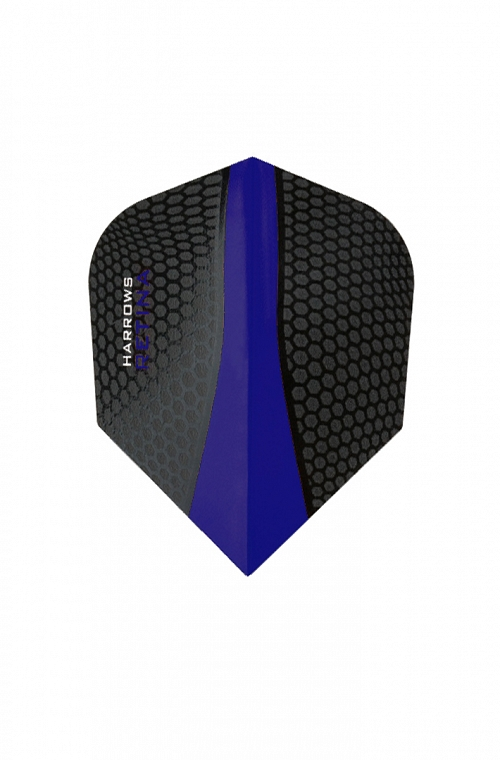 Plumas Harrows Retina Dark Blue