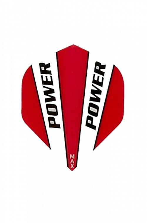 Plumas McCoy Power Max Standard Rojo