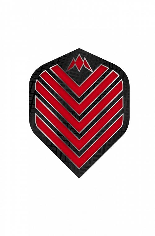 Plumas Mission Admiral N2 Rojo
