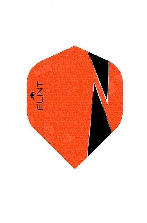 Plumas Mission Flint N2 Naranja