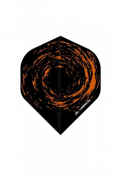 Plumas Mission Nova N2 Naranja