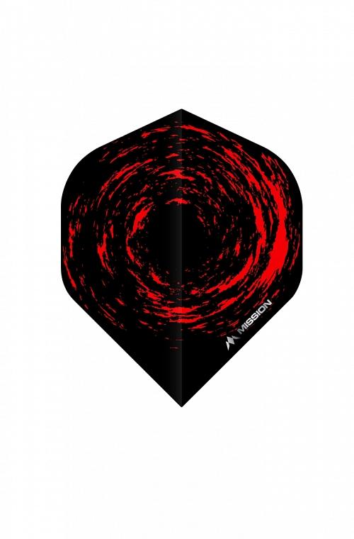Plumas Mission Nova N2 Rojo
